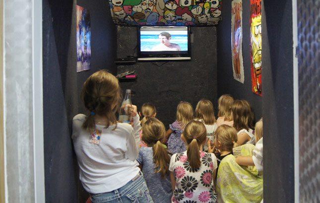 Unser Kinder-Kino!
