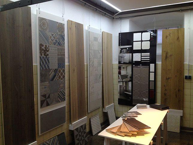 Neuer Ausstellungsraum im FLIESEN KREATIV HAUS