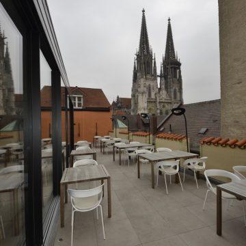 Restaurant Storstad Terrasse, Foto: Berli Berlinski