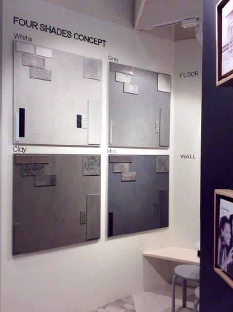eindr cke von der cersaie 2015 leitmesse fliesen keramik. Black Bedroom Furniture Sets. Home Design Ideas