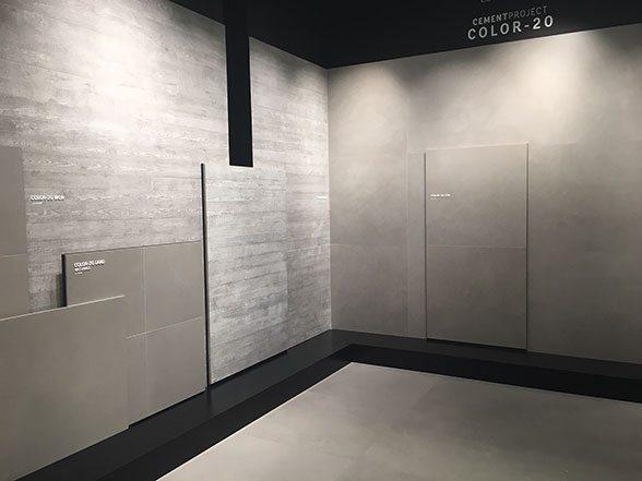 besuch der cersaie 2017 leitmesse f r fliesen keramik in europa fliesen kreativ haus. Black Bedroom Furniture Sets. Home Design Ideas
